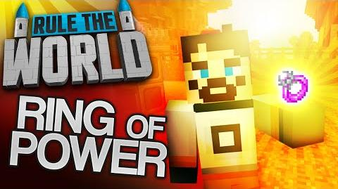 Minecraft Rule The World 60 - Rings of Power
