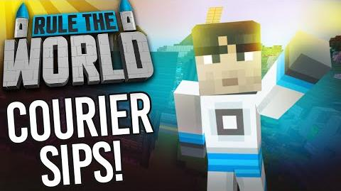 Minecraft Rule The World 76 - Courier Sips!