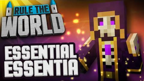 Minecraft Rule The World 67 - Essential Essentia