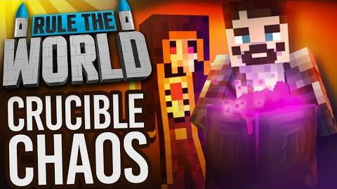 Minecraft Rule The World 70 - Crucible Chaos!