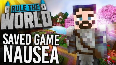 Minecraft Rule The World 74 - Saved Game Nausea