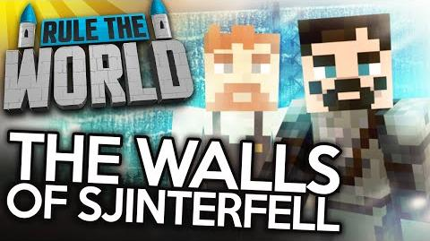 Minecraft Rule The World 51 - The Walls of Sjinterfell