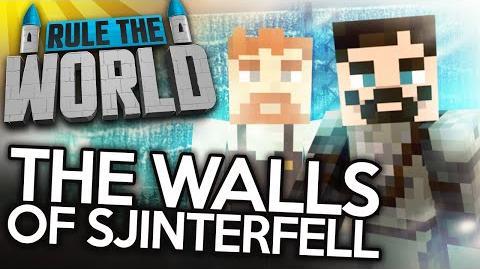 Minecraft Rule The World 51 - The Walls of Sjinterfell