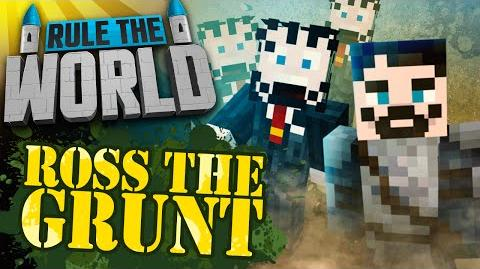 Modded Minecraft Rule The World 30 - Ross The Grunt