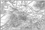 Karte Athen MKL1888