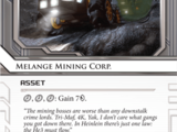 Melange Mining Corp.