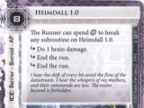 Heimdall 1.0