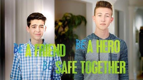 Gun Safety PSA Andi Mack Disney Channel-0