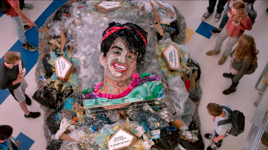 One Girl's Trash