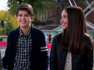Cyrus and Iris Together
