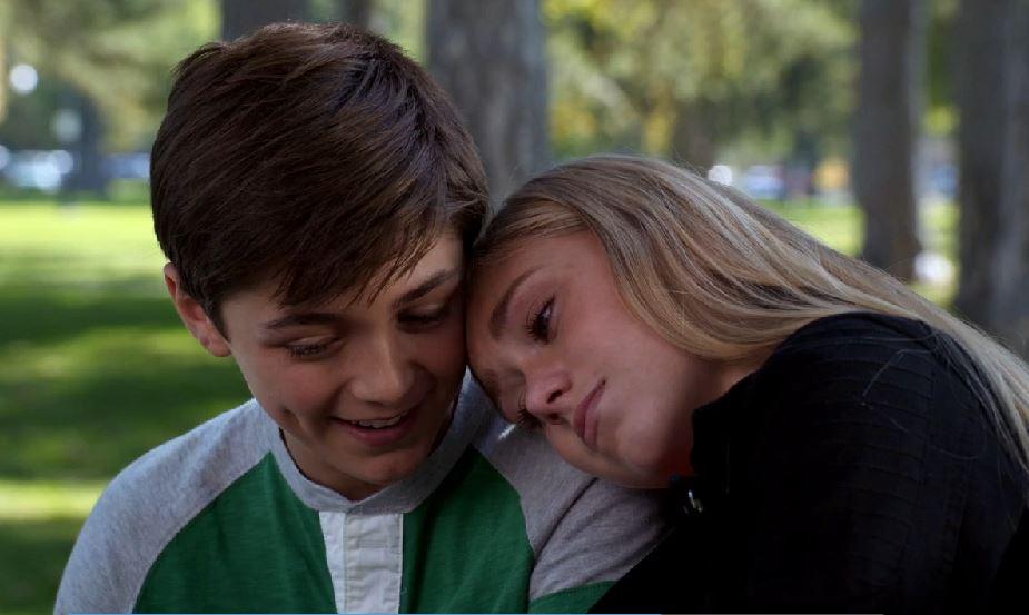 Jonah and Amber