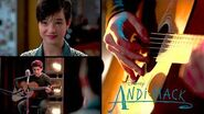 Being Around You Music Video Andi Mack Disney Channel