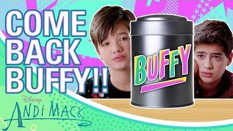 Mack Chat-Episode 22 Buffy in a Bottle