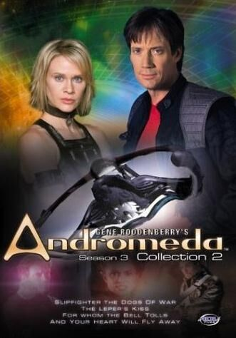 Andromeda Season 3 Volume Releases The New Systems Commonwealth Wiki Fandom