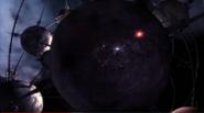 Світ-корабель магогів стріляє аномальними ракетами