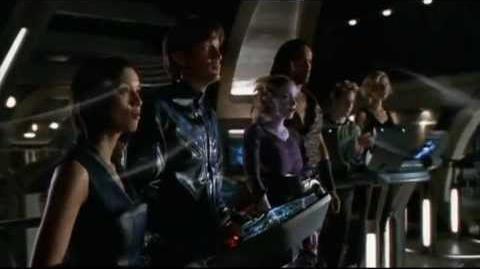 Gene Roddenberry's Andromeda Staffel 2 Intro