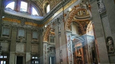 Rome's Four Patriarchal, or Papal, Basilicas-1