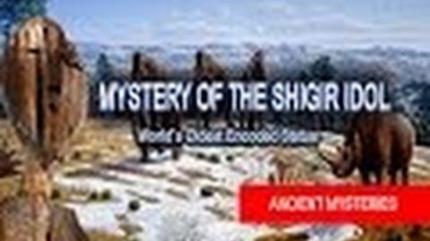 Mystery Of The Shigir Idol - World's Oldest Encoded Statue
