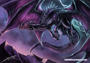 Black Dragon by kokodriliscus