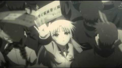 Thousand Enemies - Girls Dead Monster Angel Beats! (FULL SONG with slide show)