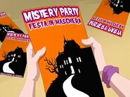 38 Mystery Party - Flyers