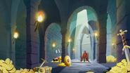 Gorth Castle- Crypt