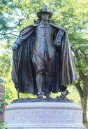 The Puritan by Augustus Saint-Gaudens - Springfield, Massachusetts - DSC02513