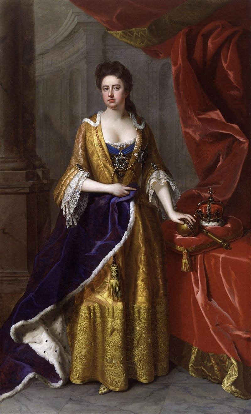 Anne, Queen of Great Briten
