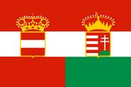 Austro-Hungarian flag