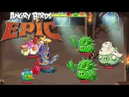 Angry Birds Epic - Sunken Pyramid (Read Description)