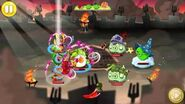 Angry Birds Epic Wiz Pig's Castle 3-STAR Walkthrough (No potions or perks)