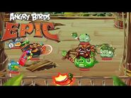 Angry Birds Epic - Floating Hoghouse