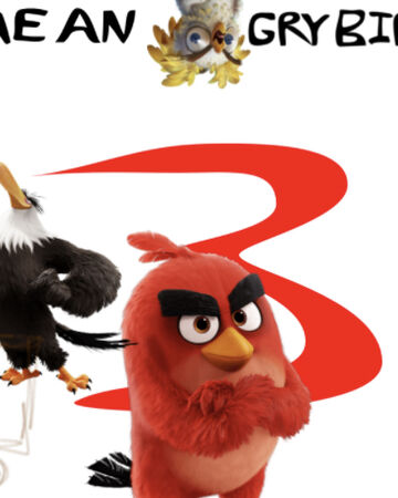 The Angry Birds Movie 3 Angry Birds Fanon My Version Wiki Fandom