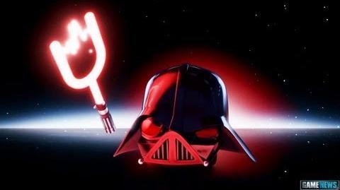 ANGRY BIRDS STAR WARS 2 Darth Vader Trailer