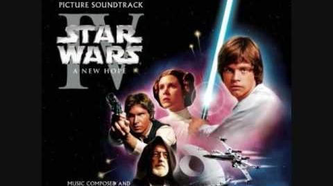 Star Wars Music Pick Episode IV The Force Theme