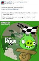 Первая информация про Road Hogs