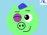 Bad Piggies:The Pigventures