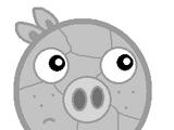 Świnie-głazy