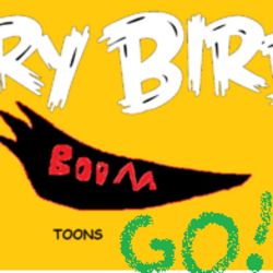 Angry Birds:Boom! Toons Go!