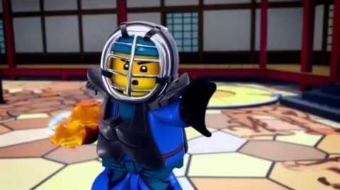 LEGO Ninjago serial telewizyjny 2012 odcinek 1 - Atak węży