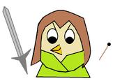 ZXYV Bird ( Wyspa Bermudzka )