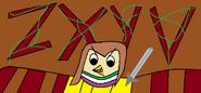 ZXYV Bird w czołówce