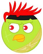 Angry anger