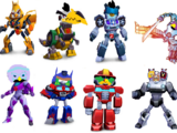 Angry Birds: Magic! transformers