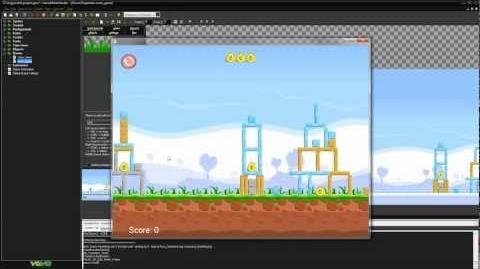 GameMaker Studio GDC Demo