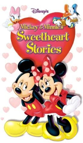 Mickey and Minnie's Sweetheart Stories (VHS)
