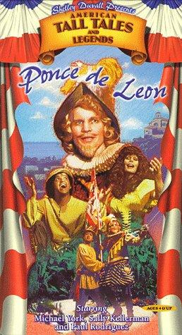 Shelley Duvall's Amercian Tall Tales & Legends: Ponce De Leon (1998 VHS)