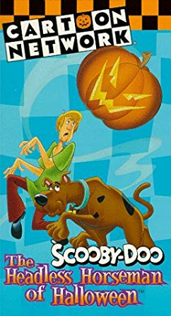 Scooby-Doo: The Headless Horseman of Halloween (1996-2001 VHS)