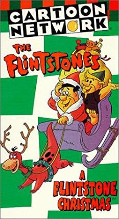 The Flintstones: A Flintstone Christmas (1988-2001 VHS)