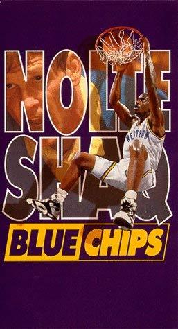 Blue Chips (1994 VHS)